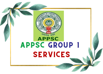 Appsc group 1 Services